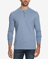 Weatherproof Vintage Men s Heathered Henley 203109318