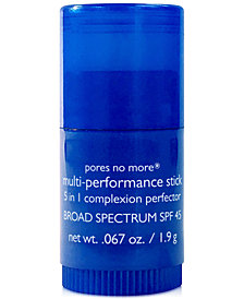 Receive a FREE Pores No More Multi Performance Stick with any Dr. Brandt purchase!