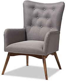 Waldmann Lounge Chair, Quick Ship