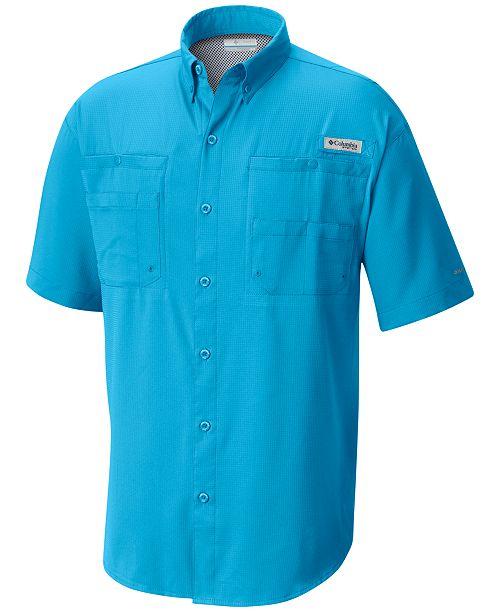 Columbia Men's Tall PFG Tamiami™ II Short Sleeve Shirt