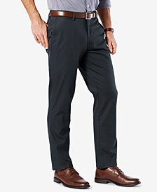 NEW Docker's Men's Signature Lux Cotton Athletic Fit Stretch Khaki Pants