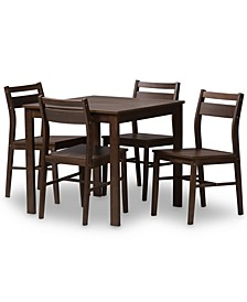 Lovy 5-pc Dining Set