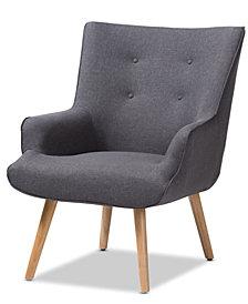 Alden Lounge Chair, Quick Ship