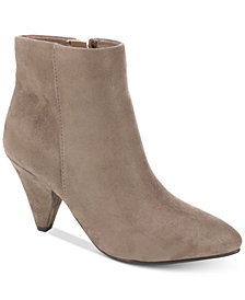 Seven Dials Calzada Booties, Created for Macy's
