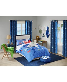 Urban Dreams Ocean Adventures Full/Queen 3-Pc. Quilt Mini Set, Created for Macy's