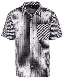 LRG Men's Times Two Gingham Shirt