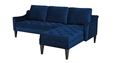 Amelie Reversible Sectional Sofa