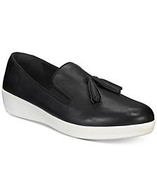 Tassel Superskate Slip-On Sneakers