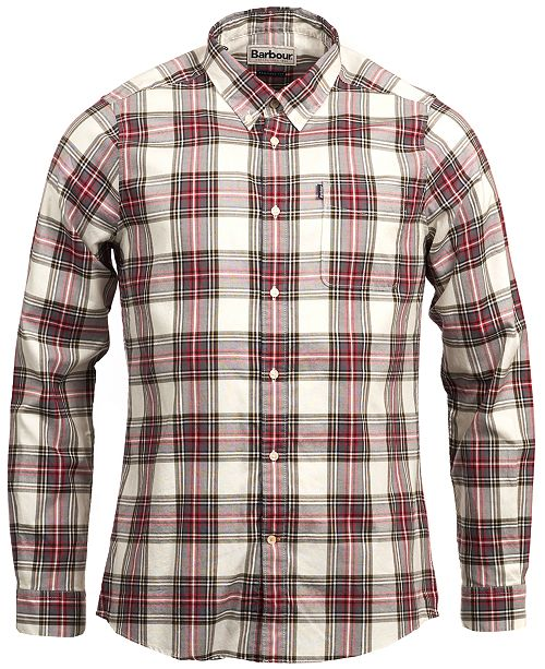 1591851305ba Barbour Men s Endsleigh Highland Checked Shirt   Reviews - Shirts ...