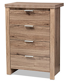 Laverne 4-Drawer Chest, Quick Ship