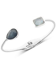 Nine West Stone Cuff Bracelet