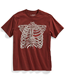 EMS® Men's My Heart Pumps Pedals Graphic Tee