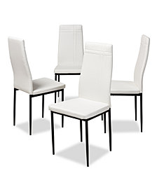 Matiese Dining Chair (Set Of 4), Quick Ship