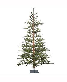 7' Bed Rock Pine Artificial Christmas Tree Unlit