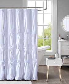 "Intelligent Design Benny 72"" x 72"" Printed Shower Curtain"
