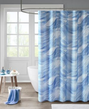 French Style Shower Curtains Add Stylish Texture And Color To Your