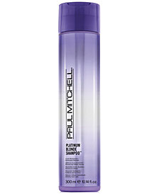 Paul Mitchell Platinum Blonde Shampoo, 10-oz., from PUREBEAUTY Salon & Spa