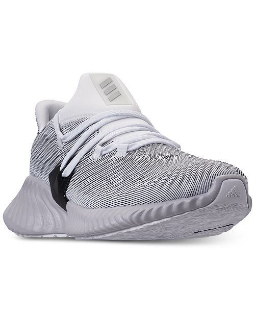 a5b2fb6113f02b adidas Men s AlphaBounce Instinct Running Sneakers from Finish Line ...