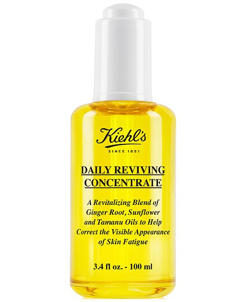 Kiehl's Since 1851 Daily Reviving Concentrate, 3.4-oz.