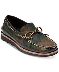 Cole Haan Men's Pinch Rugged Camp Moccasins