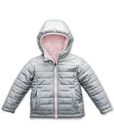 The North Face Toddler Girls Mossbud Reversible Hooded Jacket
