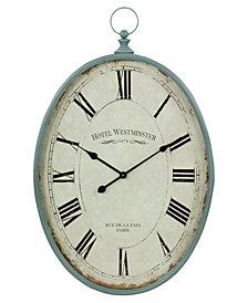 Paloma Round Wall Clock
