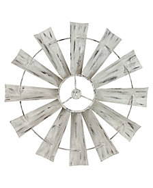Celeste Windmill Wall Decor