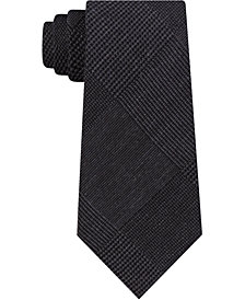 Kenneth Cole Reaction Men's Updated Glen Plaid Tie