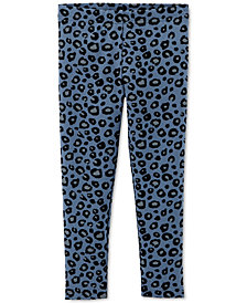 Carter's Baby Girls Animal-Print Leggings
