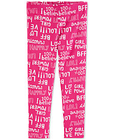 Carter's Baby Girls BFF-Print Leggings