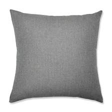 "Sonoma Pewter 24.5"" Floor Pillow"