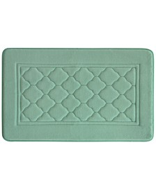 Florence Microban Memory Foam Bath Rug Collection