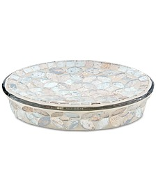 JLA Home Cape Mosaic Soap Dish, Created for Macy's