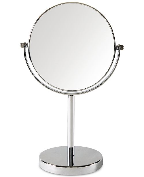 JLA Home Two-Sided Chrome Vanity Mirror, Created for Macy's