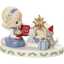 Precious Moments Happy Birthday Jesus Figurine