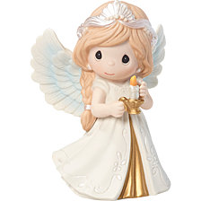 8th Annual Angel Series He Is the Light Figurine
