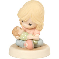You Are God's Greatest Gift Mother With Baby Figurine