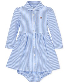 Baby Girls Oxford Dress