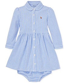 Polo Ralph Lauren Baby Girls Oxford Dress