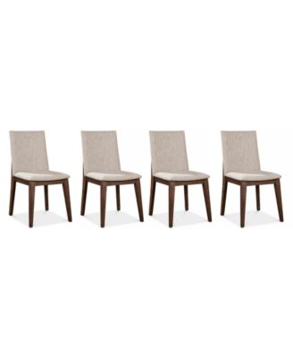 Crosby Dining Chairs, 4-Pc. Set (4 Side Chairs), Created for Macy's