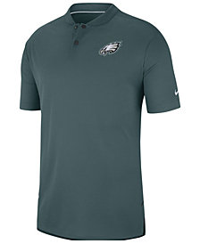 Nike Men's Philadelphia Eagles Elite Coaches Polo 2018