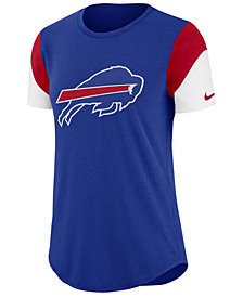 Nike Women's Buffalo Bills Tri-Fan T-Shirt