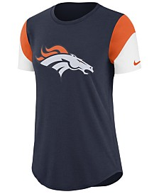 Nike Women's Denver Broncos Tri-Fan T-Shirt