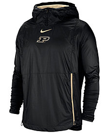 Nike Men's Purdue Boilermakers Fly Rush Jacket