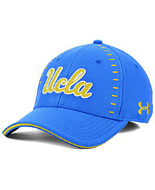 Under Armour UCLA Bruins Blitzing Flex Stretch Fitted Cap