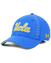 ac8570d3a28 Under Armour UCLA Bruins Blitzing Flex Stretch Fitted Cap