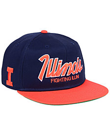 Nike Illinois Fighting Illini Sport Specialties Snapback Cap