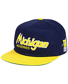 Nike Michigan Wolverines Sport Specialties Snapback Cap
