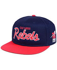 Nike Ole Miss Rebels Sport Specialties Snapback Cap
