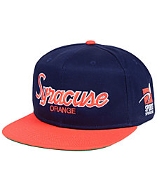 Nike Syracuse Orange Sport Specialties Snapback Cap